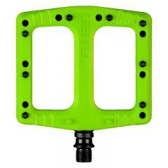 Deity Deftrap Pedals Green