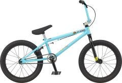 GT Jr Performer 18 Boys Bike Gloss Aqua Blue (2021)