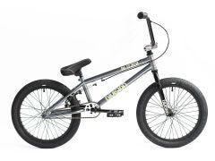 Division Blitzer 18 Kids BMX Bike Gun Metal Grey (2020)