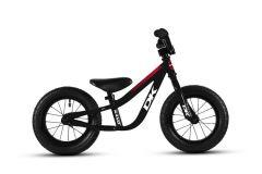 DK Nano Balance Bike Black/Red (2019)