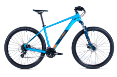 Cube Aim Mountain Bike Blue/Orange (2021)