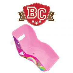 Kids Doll Seat for Kids Bike Pink