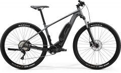 Merida eBig Nine 300SE Electric Mountain Bike Matt Dark Grey/Black (2020)