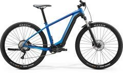 Merida eBig Nine 400 Electric Mountain Bike Matt Blue/Black (2020)