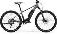 Merida eBig Seven 300SE Electric Mountain Bike Matt Dark/Grey Black (2020)