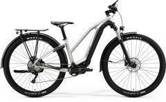 Merida eBig Tour 400 EQ Electric Hybrid Bike Matt Titan Black (2020)