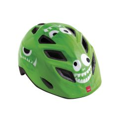 MET Elfo/Genio Green Monster Kids Helmet
