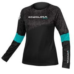 Jersey LS WS Endura MT500 PT II LTD Black