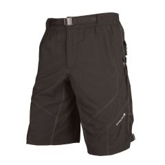Endura Humvee Lined Short 2017 (Black) | 99 Bikes