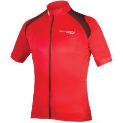 Endura Hyperon Short Sleeve Jersey Red