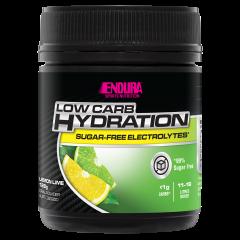 Endura Rehydration Low Carb Fuel Lemon Lime 128g