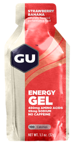 GU Gel (Strawberry Banana)  | 99 Bikes