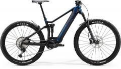 Merida eOne Forty 8000 Electric Mountain Bike Glossy Ocean Blue/Matt Black (2020)