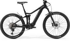 Merida eOne Forty LTD ED Electric Mountain Bike Glossy Black/Matt Black