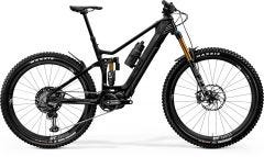 Merida eOne Sixty 10K Electric Mountain Bike Glossy Black/Matt Black (2020)