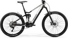 Merida eOne Sixty 5000 Electric Mountain Bike Silk Titan/Matt Black (2020)