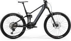 Merida eOne Sixty 8000 Electric Mountain Bike Glossy Anthracite/Matt Black (2020)