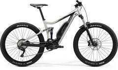 Merida eOne Twenty 500 Electric Mountain Bike Silk Titan/Black (2020)