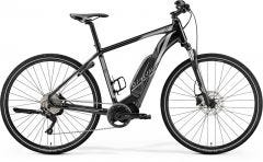 Merida eSpresso 300 E-Hybrid Bike Black/Silver (2019)