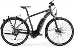 Merida eSpresso 300SE EQ Electric Hybrid Bike Glossy Anthracite/Matt Black (2020)