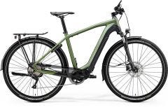 Merida eSpresso 400 EQ Electric Hybrid Bike Matt Green/Black (2020)
