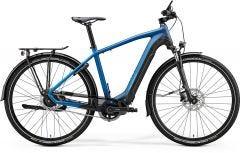 Merida eSpresso 700 EQ Electric Hybrid Bike Matt Blue/Black (2020)