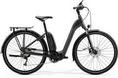 Merida eSpresso City 300 EQ Electric Hybrid Bike Matt Black/Anthracite (2020)