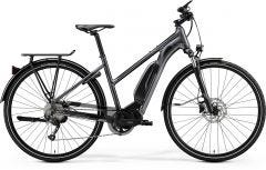 Merida eSpresso 300 SE EQ 418Wh Women's Electric Hybrid Bike Anthracite/Black (2021)
