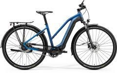 Merida eSpresso 700 EQ Ladies Electric Hybrid Bike Matt Blue/Black (2020)
