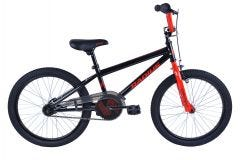 Radius Explosive Boys Bike 20 Inch Gloss Black/Red (2019)