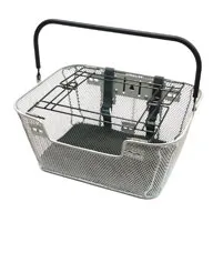 Front Pet Basket with Lid
