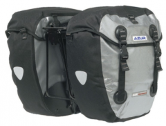 Azur Waterproof Pannier Set