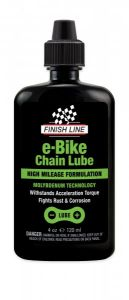Finish Line E-Bike Chain Lube 4oz | 99 Bikes