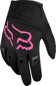 Gloves Kids FF FOX Dirtpaw Black/Pink