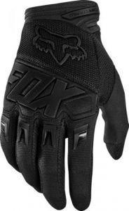 FOX Dirtpaw Full Finger Gloves Black