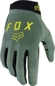 FOX Ranger Gel Full Finger Gloves Pine