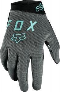 FOX Ranger Gel Full Finger Women's Gloves Pewter