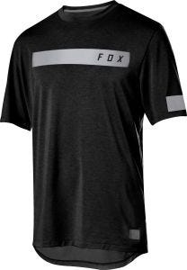 FOX Ranger Dri-Release SS Bar Jersey Black (2019)