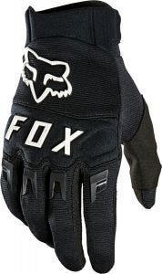 Gloves FF FOX Dirtpaw Black/White