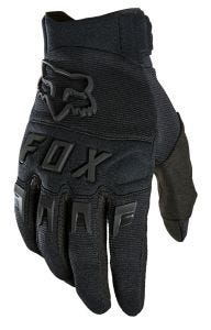 FOX Dirtpaw Full Finger Gloves Black/Black