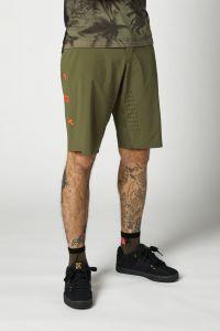 FOX Ranger Lite Shorts Olive Green