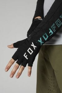 FOX Ranger Gel Short Finger Gloves Black