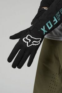 Gloves Youth FF FOX Ranger Black