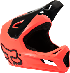 FOX Rampage Fullface Youth Helmet Atomic Punch