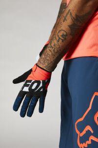 FOX Ranger Gel Full Finger Gloves Atomic Punch