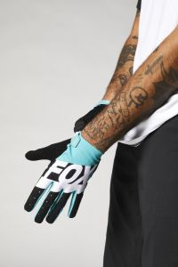 FOX Ranger Gel Full Finger Gloves Teal