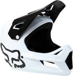 FOX Rampage Fullface Youth Helmet White