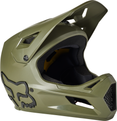 FOX Rampage Fullface Youth Helmet Olive Green