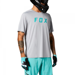 FOX Ranger Short Sleeve Jersey Steel Grey