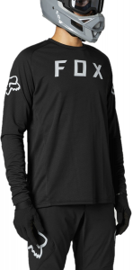 FOX Defend Delta Long Sleeve Black